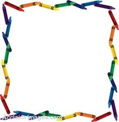 Writing Frame Early Years EYFS frame borders  Page 2
