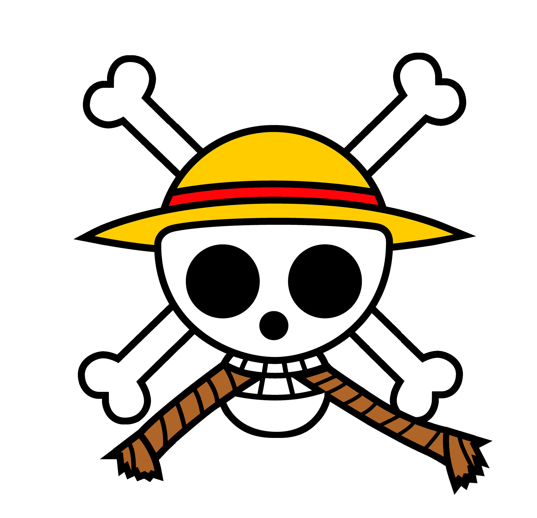 Logo One Piece Vector - ClipArt Best