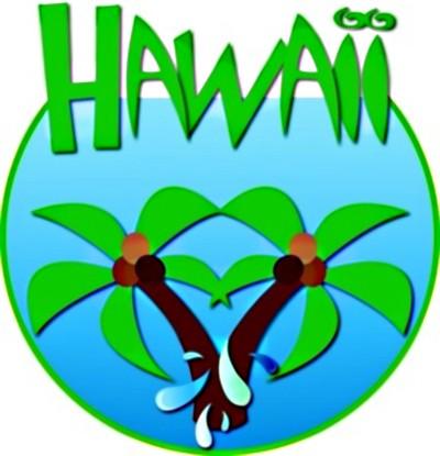 Tropical Free Hawaiian Clip Art, Hawaiian Flower, Hawaiian Luau ...