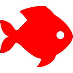 red fish icon free red fish icons clipart best red fish clip art free free fish clipart black and white
