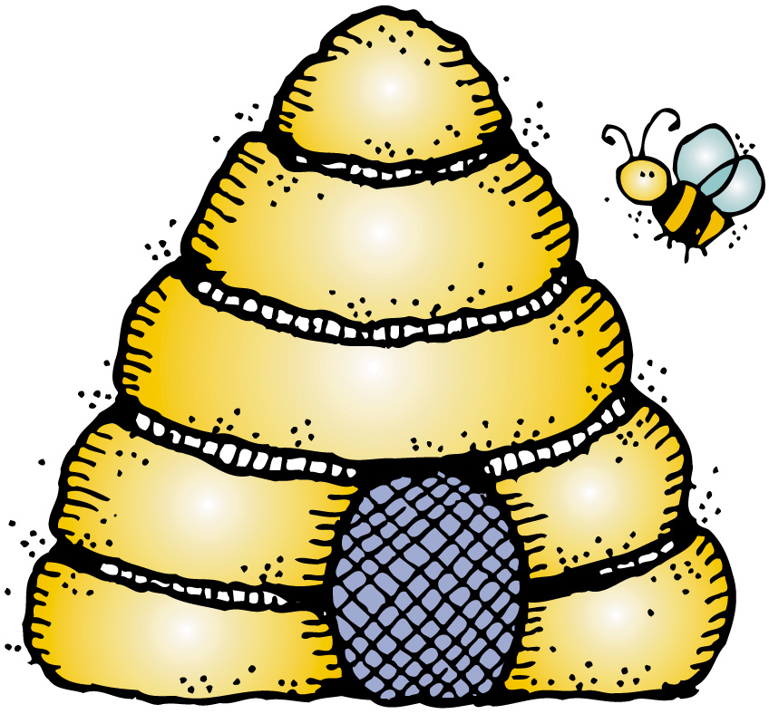 clipart beehive - photo #23