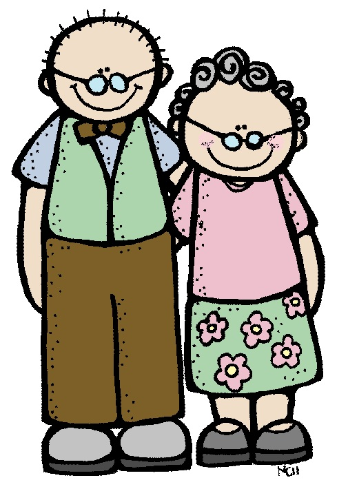 Grandparents Clip Art - ClipArt Best
