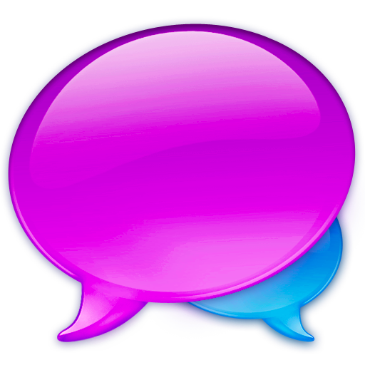 Balloon, Chat, Logo, Talk, Without Icon - Download Free Icons