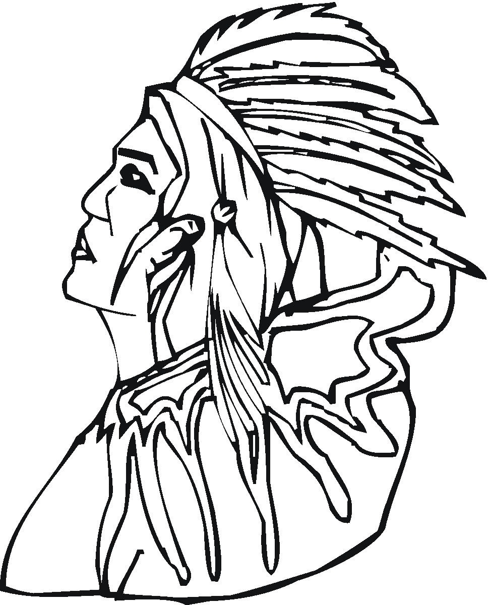 indain coloring pages - photo#38