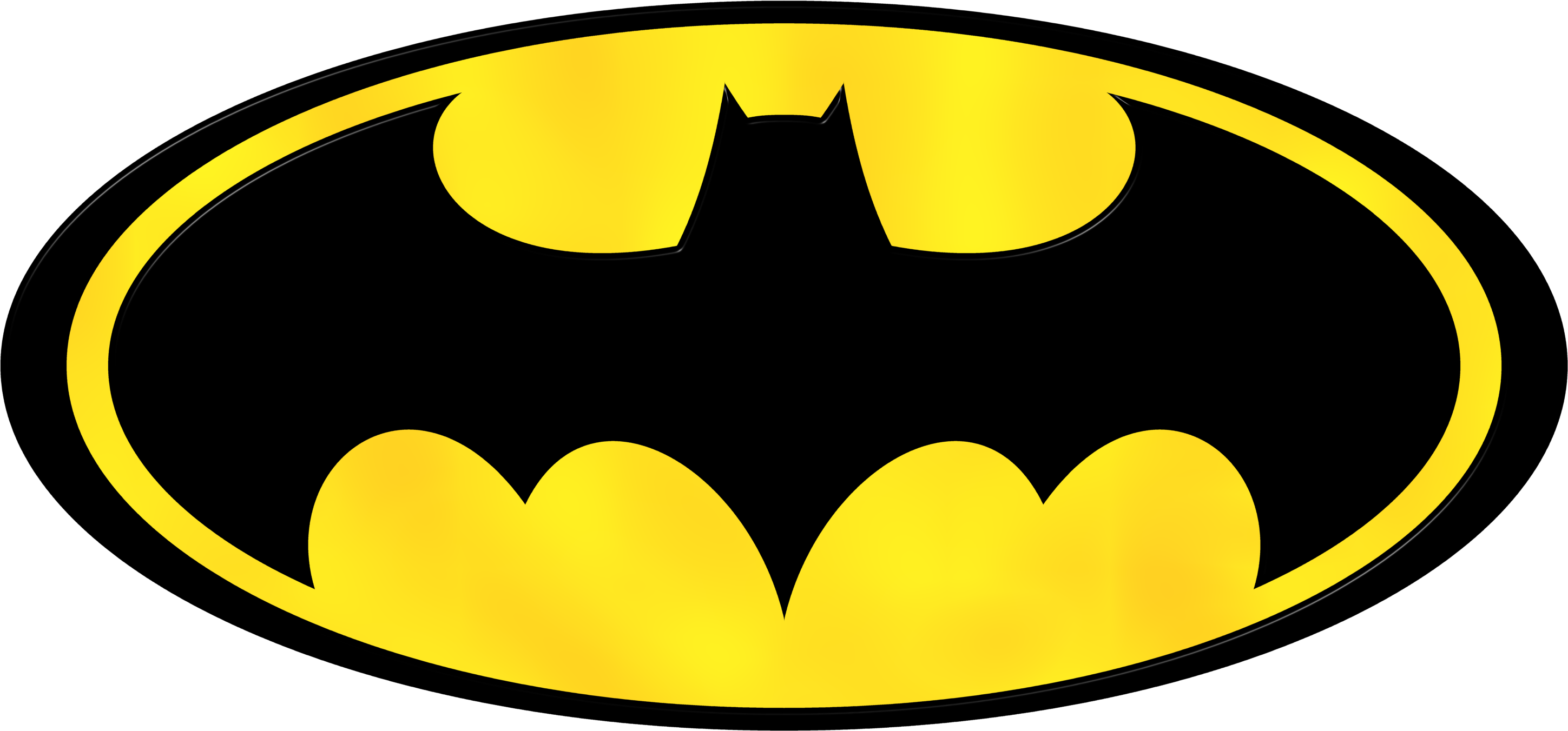 Batman symbol the dark knight clipart best Batman symbol