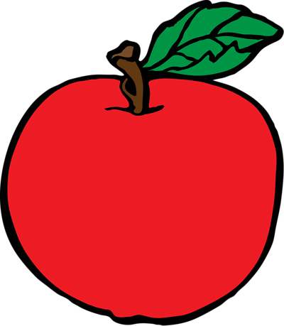 Red Apples - ClipArt Best