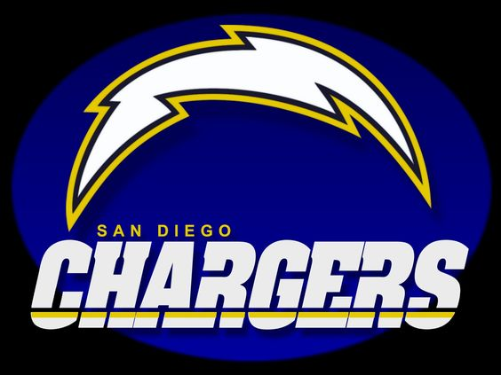 San diego, Charger and American football players