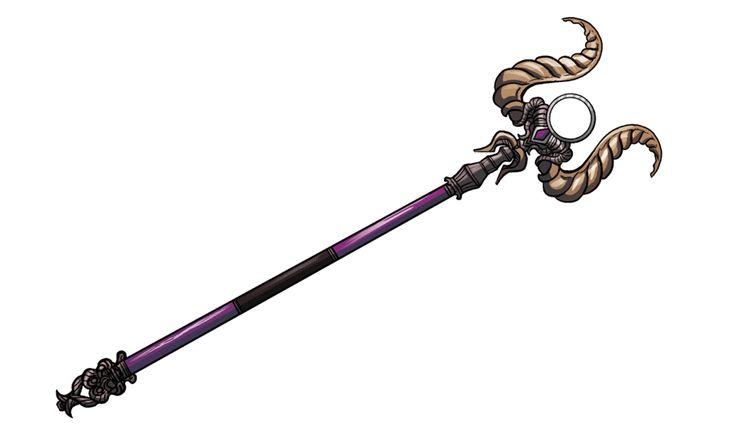 hades scepter clipart best