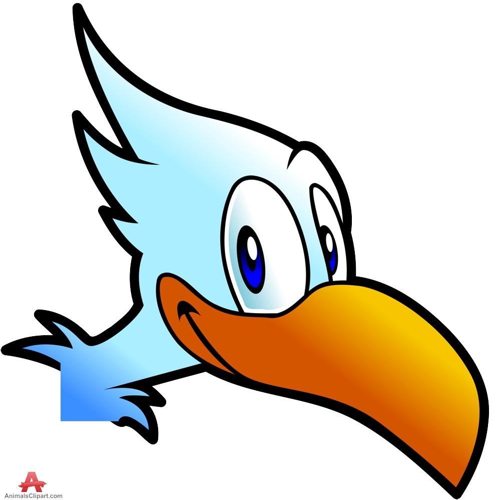 Cartoon Character Design Free Software : Bird cartoon character design free clipart
