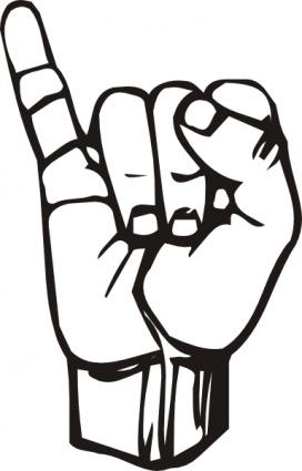 Clip Art Sign Language Clip Art sign language clipart kjpwg com a best
