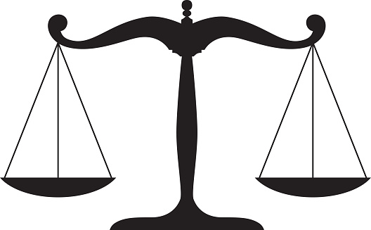 legal scales clipart - photo #46