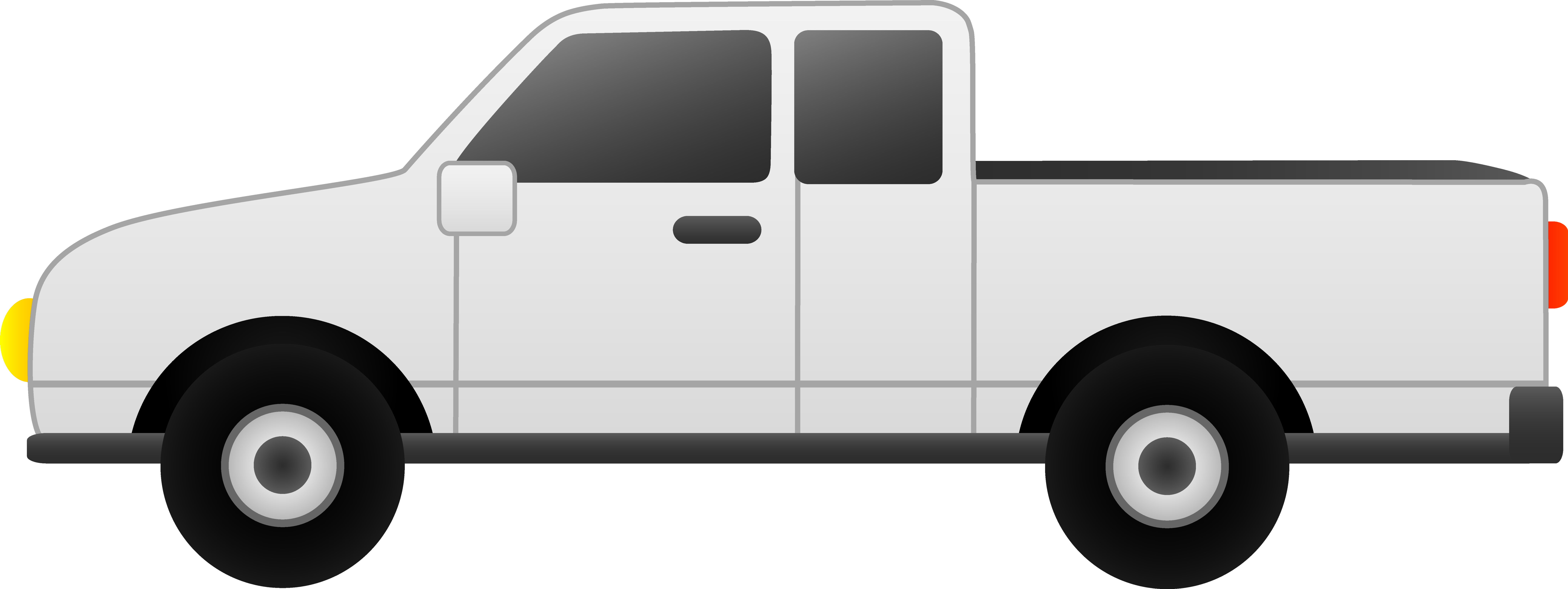 Pickup Truck Clipart Clipart - Free to use Clip Art ...