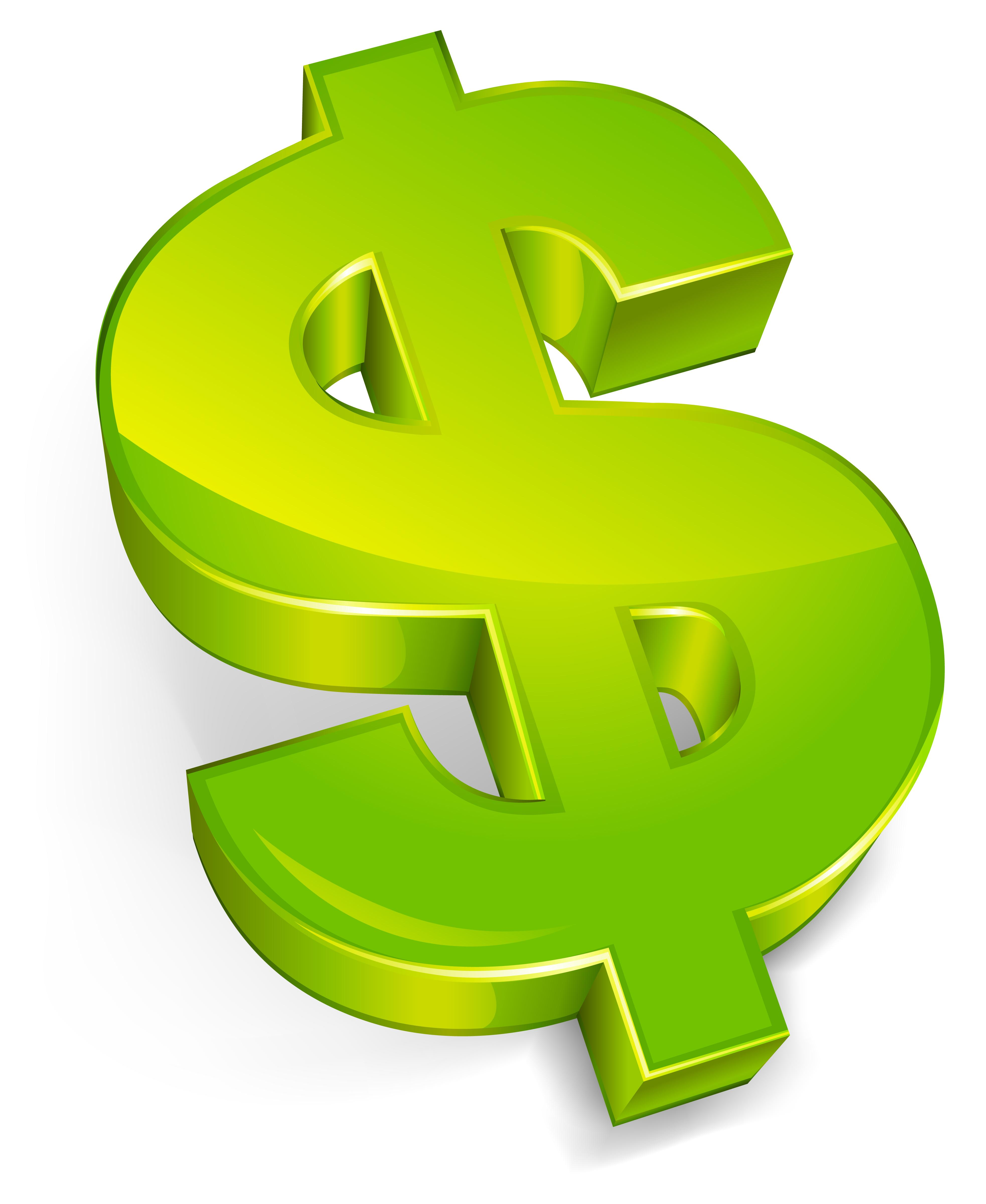 Money Sign Icon - ClipArt Best