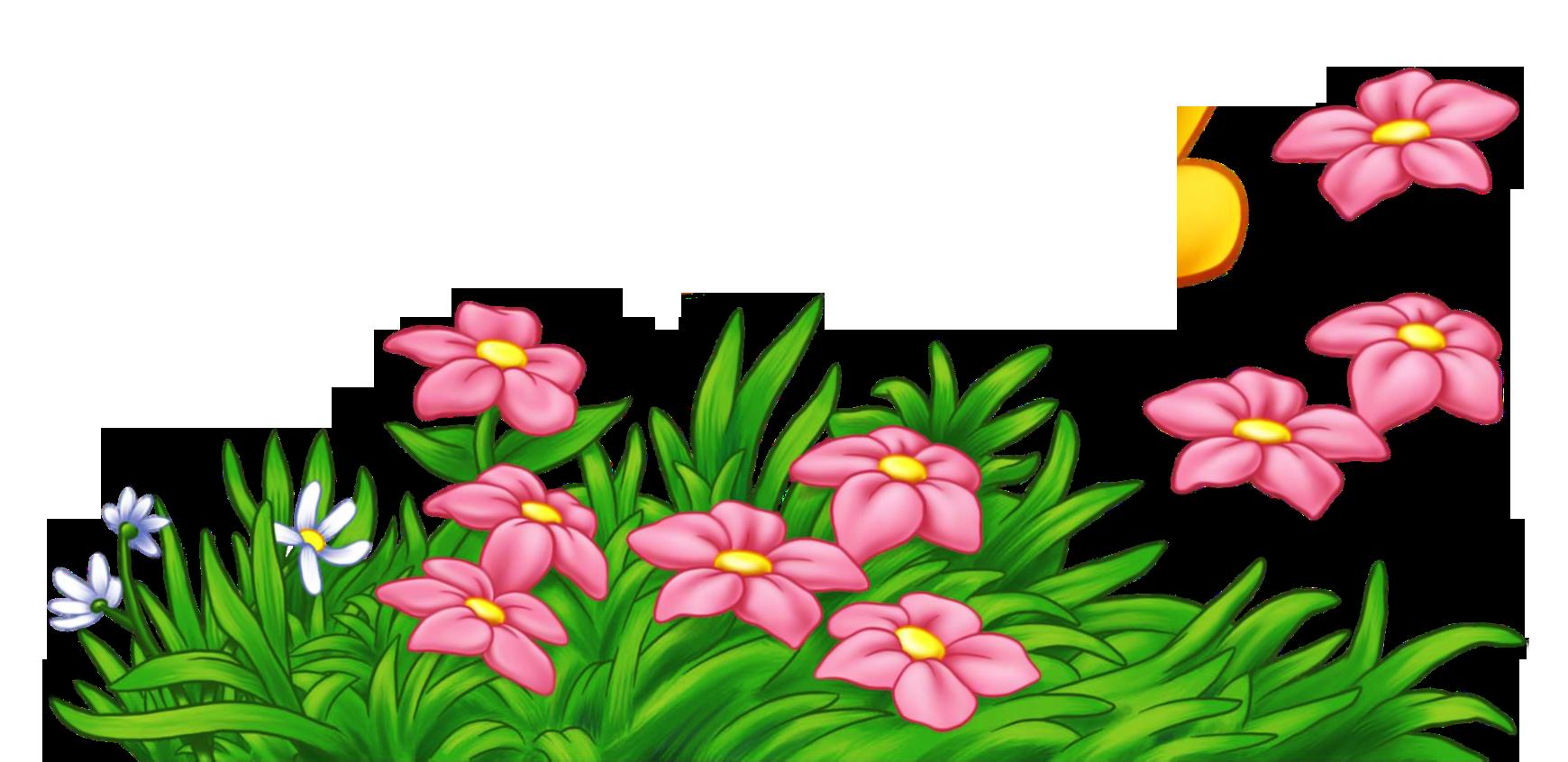 Summer Flowers Png - ClipArt Best