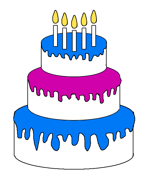Birthday Clip Art And Free Birthday Graphics: Adult Birthday Clip Art