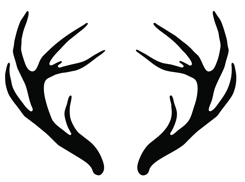 Deer antlers clipart - photo#18