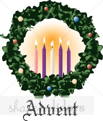Advent Clipart, Advent Images, Advent Graphics - Sharefaith