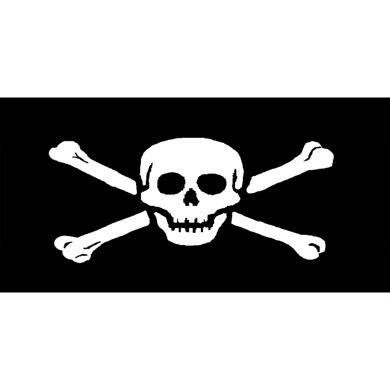 clipart pirate flag - photo #16