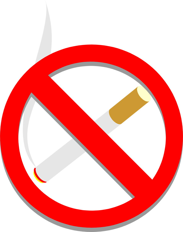 no smoking free stock photo illustration of a no