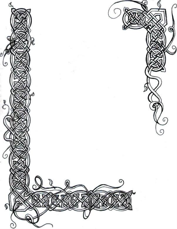 Celtic Knot Border Clip Art ClipArt Best