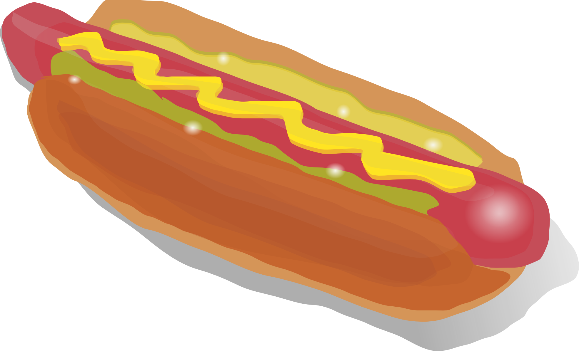 Cartoon Pictures Of Hot Dogs - ClipArt Best