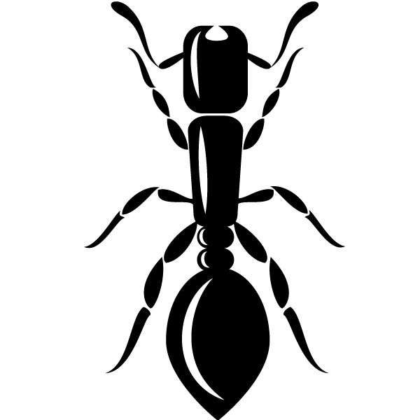 Black Ants Clipart Ant Clipart