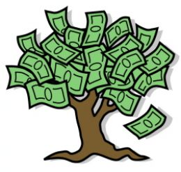 money tree clip art clipart best