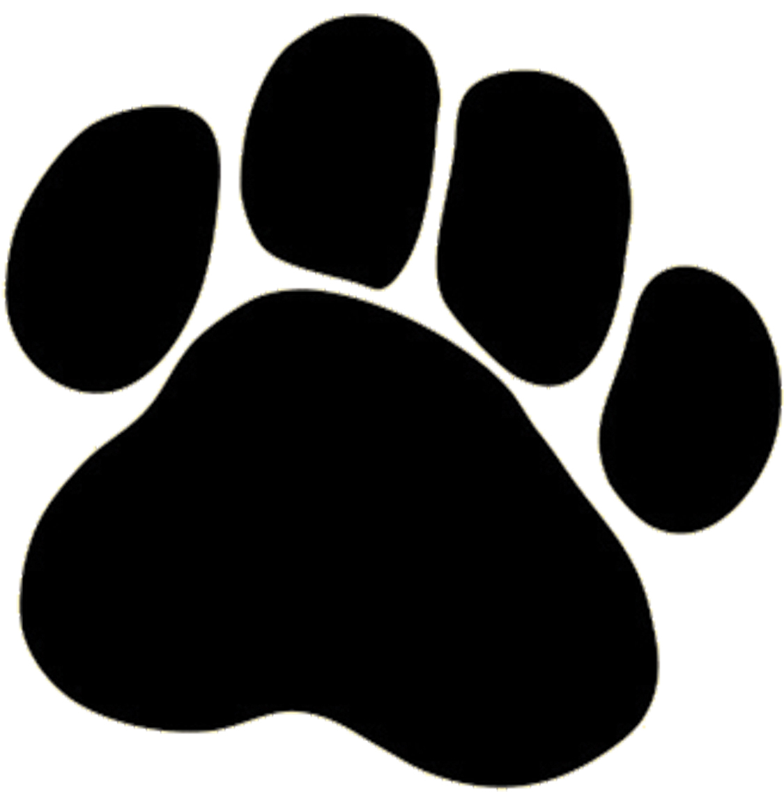 dog paw   clipart best
