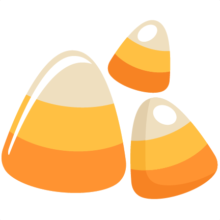 Candy corn clipart transparent background