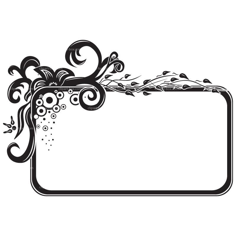 free printable clip art frames - photo #18