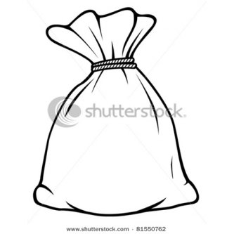 Drawing Of Money Bags - ClipArt Best