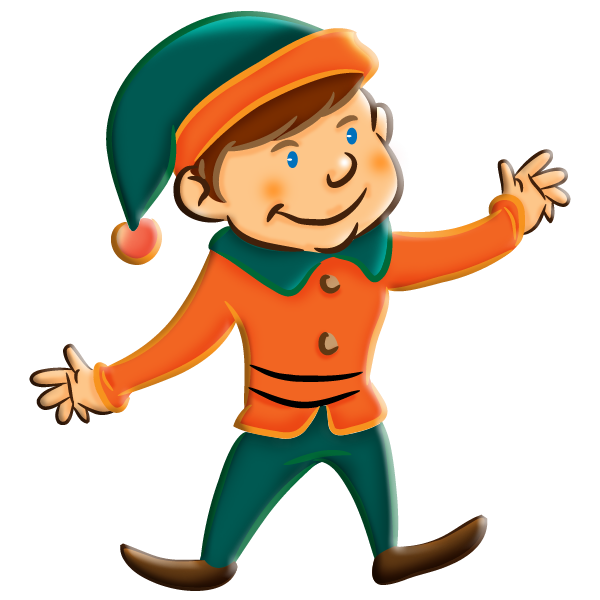 Free Christmas Elf Clipart - ClipArt Best