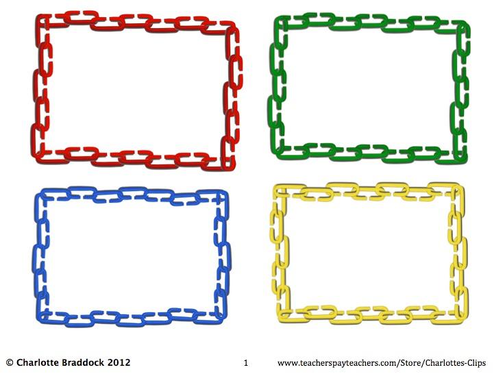 Charlotte's Clips and Kindergarten Kids: Free Printable Labels ...