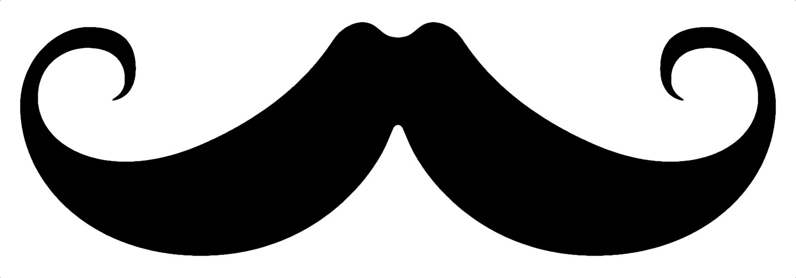 Mexican Mustaches Clipart
