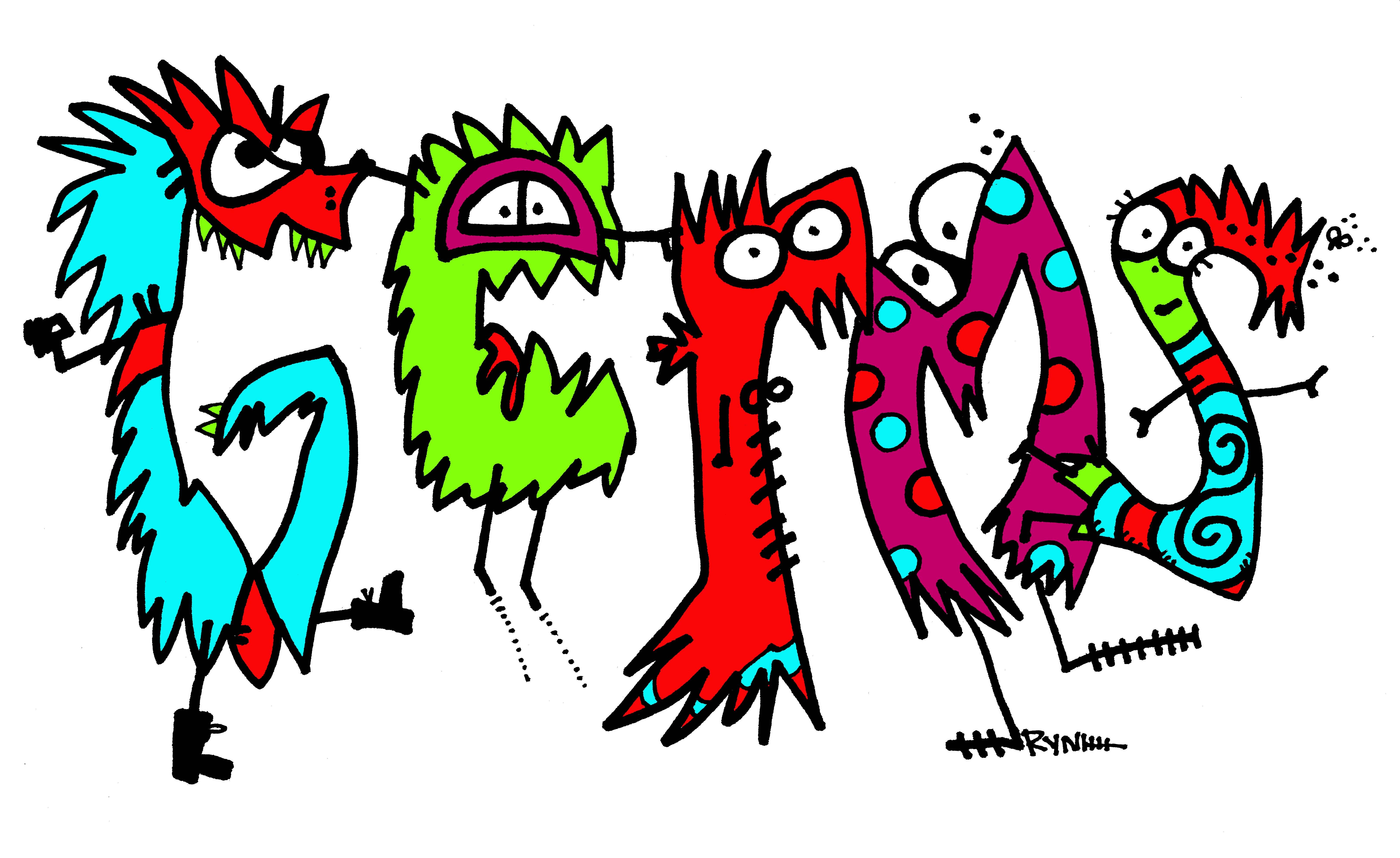 Cartoon Germs - ClipArt Best