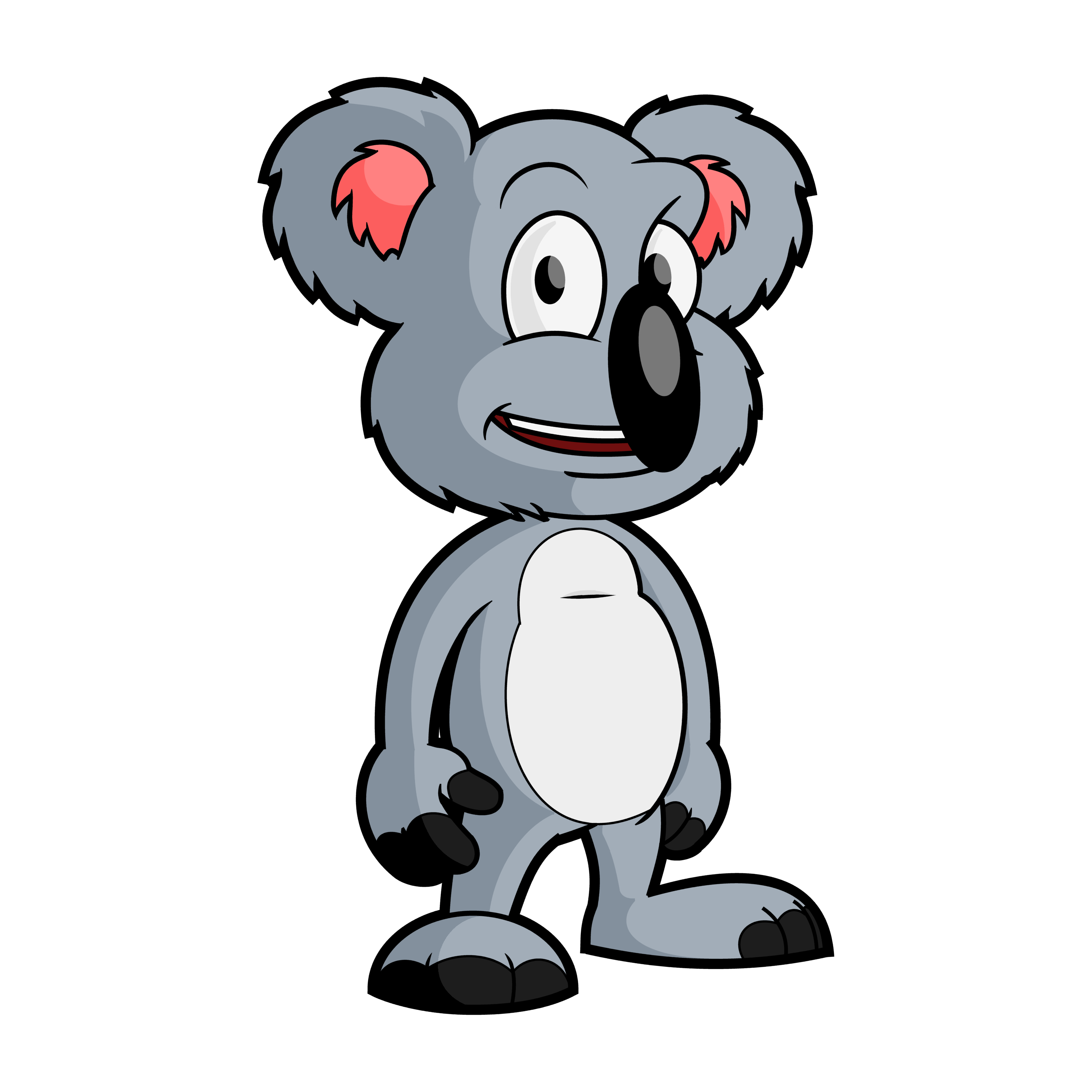 Koala Bear Cartoon - ClipArt Best
