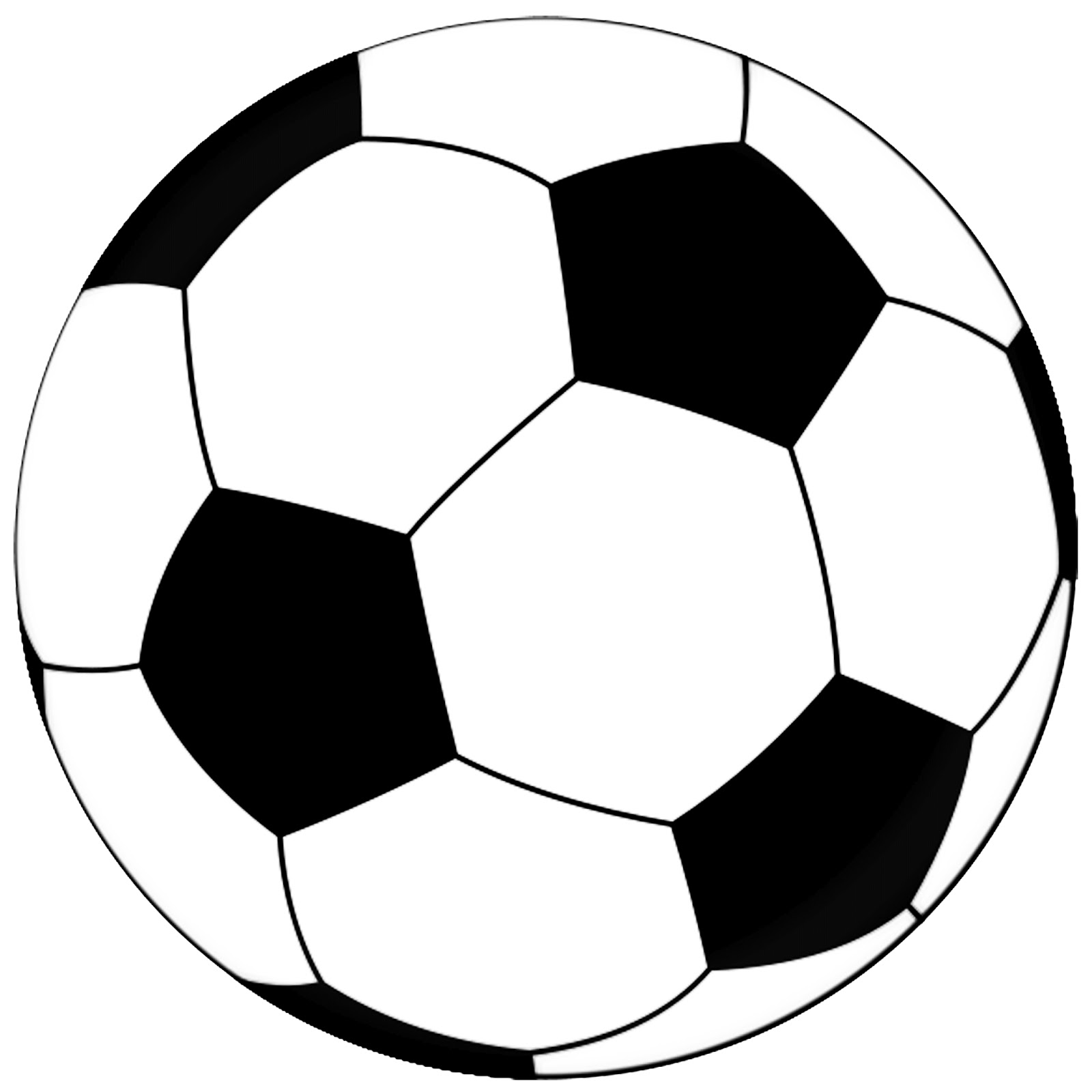 Ridiculous image in printable soccer ball template