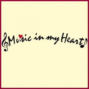 Music Note Stencils - ClipArt Best