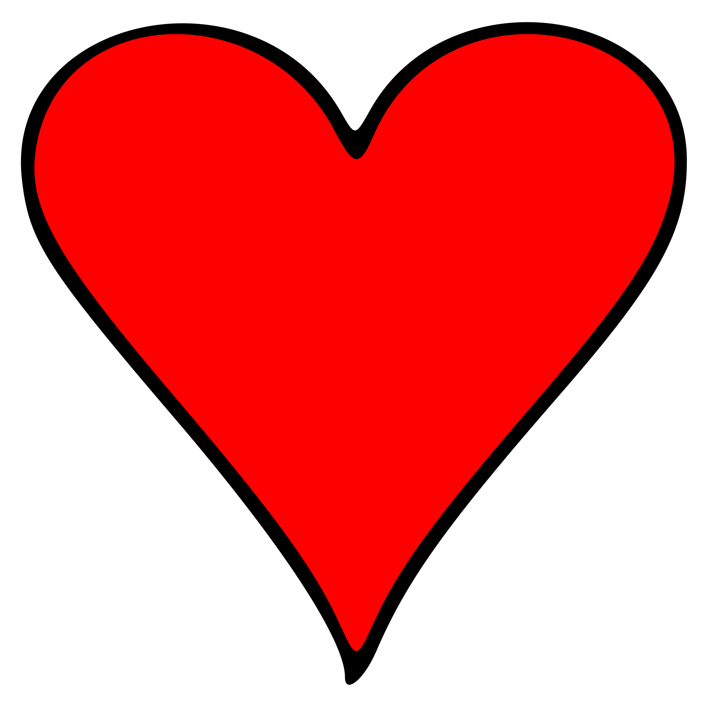 Symbol For Heart - ClipArt Best