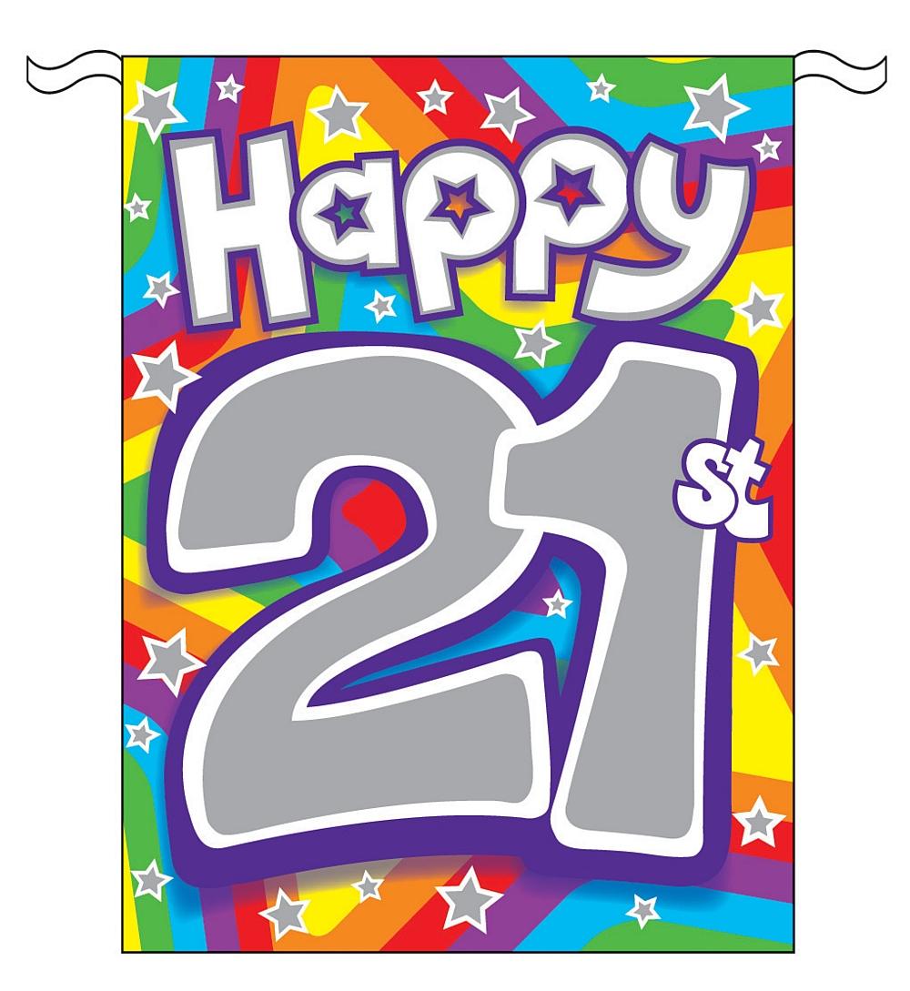 21st Birthday Clipart Best