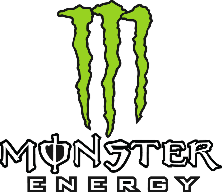 Logo Monster Energy Vector Free - ClipArt Best