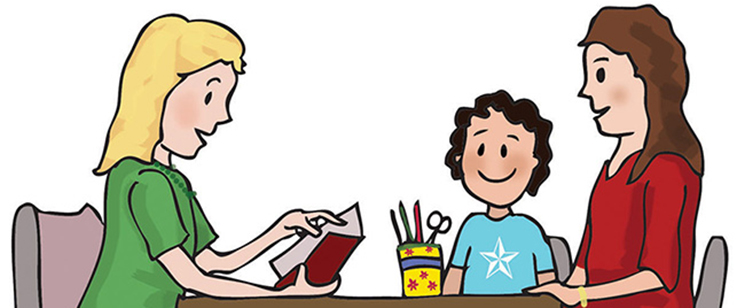 teacher and student clipart - photo #42