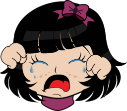 Girl Crying - ClipArt Best
