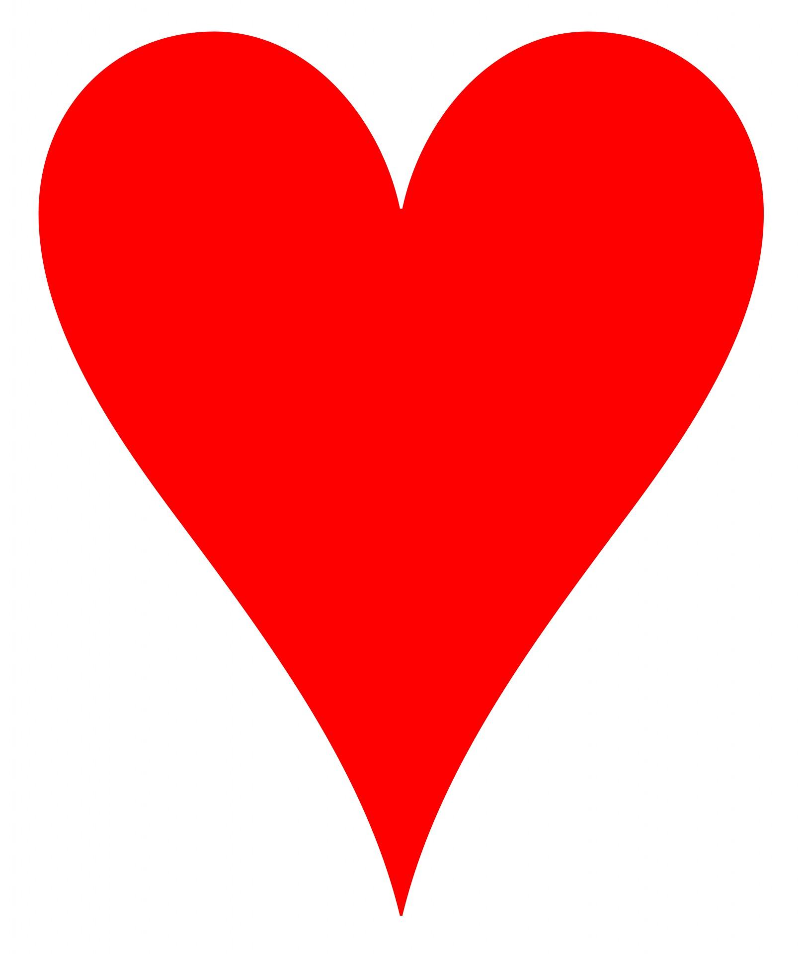 Red Heart Photos - ClipArt Best