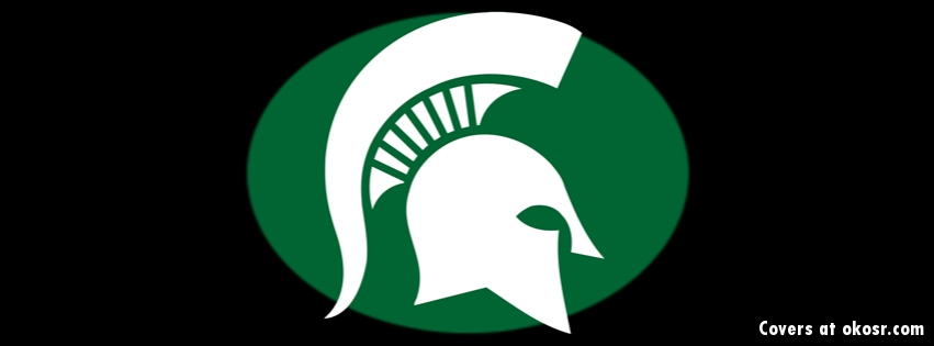 Michigan State Football Clipart