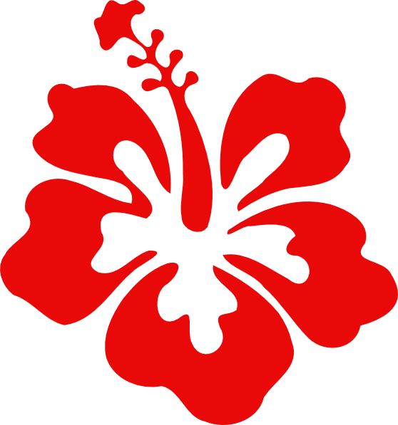 Hibiscus Vector - ClipArt Best