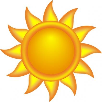 Hot Sun Images - ClipArt Best