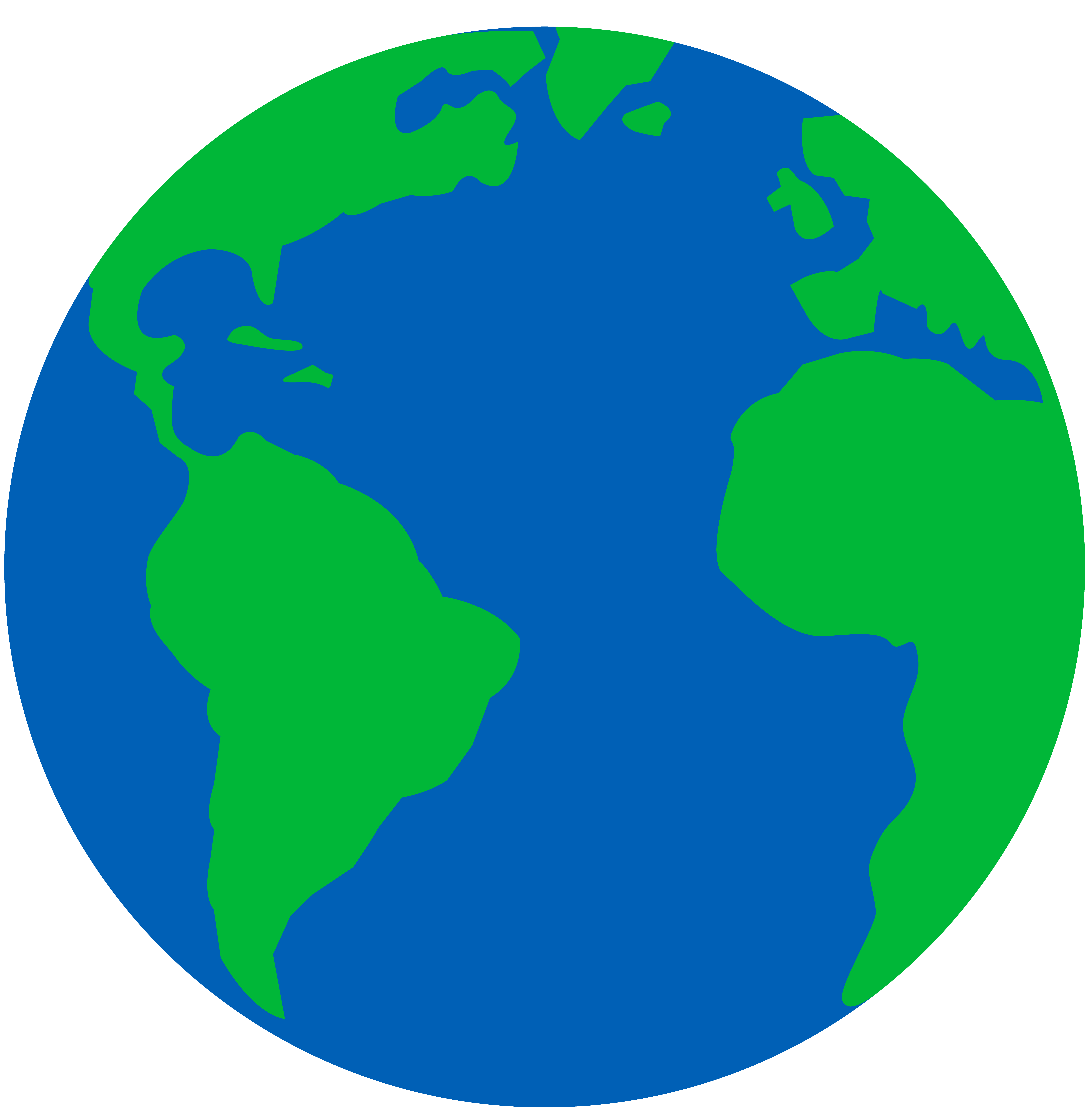 Free Clipart World Map Outline ClipArt Best