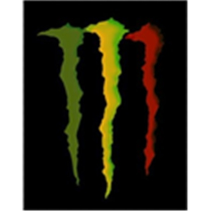 Rasta monster logo, a Image by badmat887 - ROBLOX (updated 8/5 ...