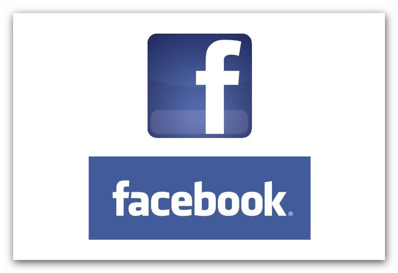 Facebook Logo -...